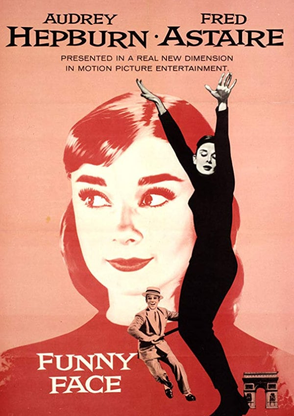 'Funny Face' movie poster