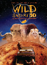 Wild Safari 3D: A South African Adventure showtimes