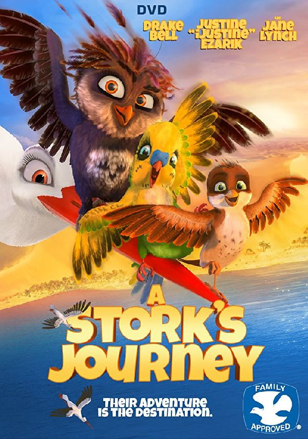 'A Stork's Journey' movie poster