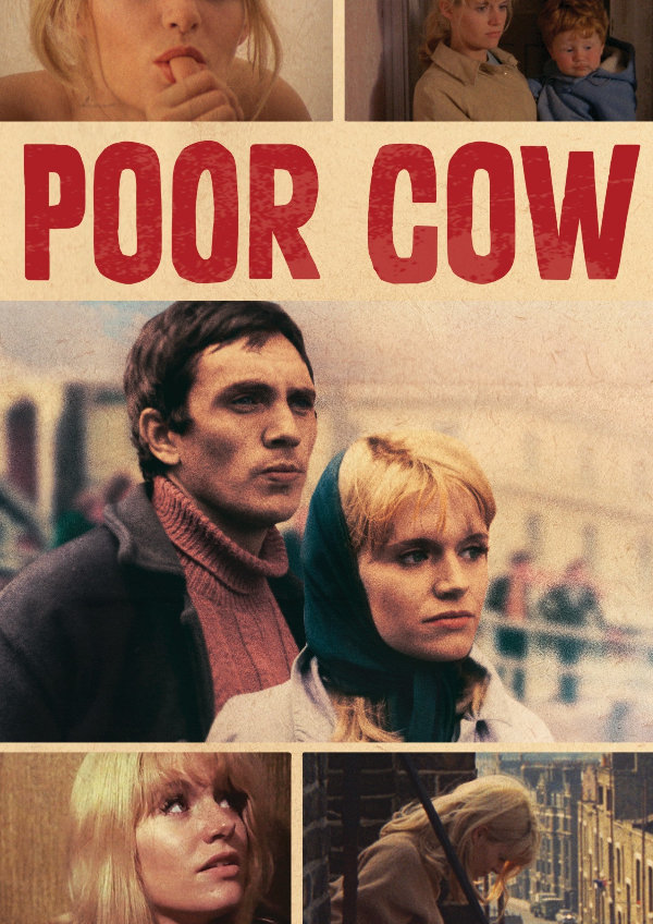 'Poor Cow' movie poster