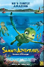 A Turtle's Tale: Sammy's Adventures showtimes