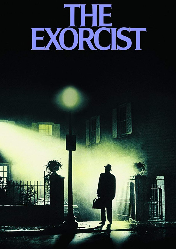 'The Exorcist' movie poster
