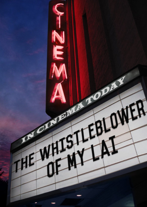 'The Whistleblower of My Lai' movie poster