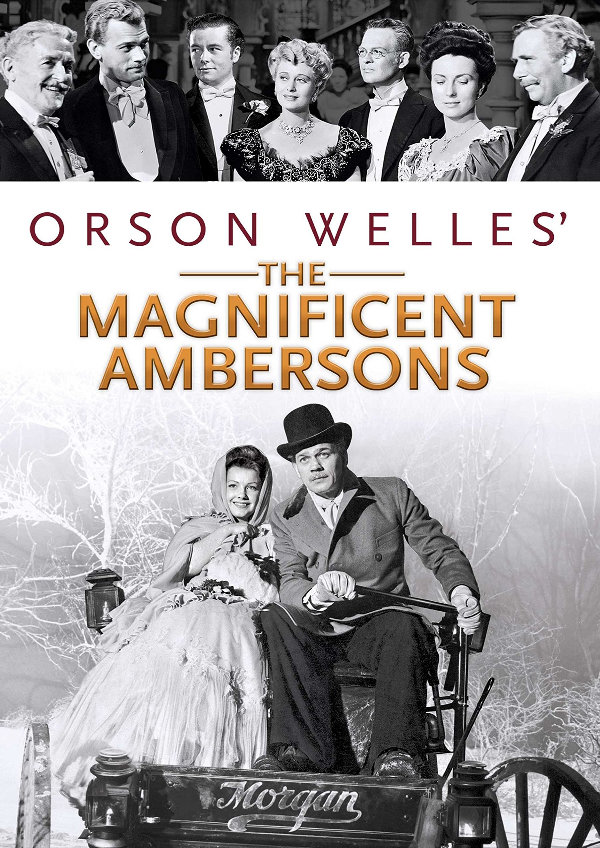 'The Magnificent Ambersons' movie poster