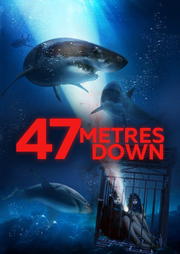 '47 Metres Down' movie poster