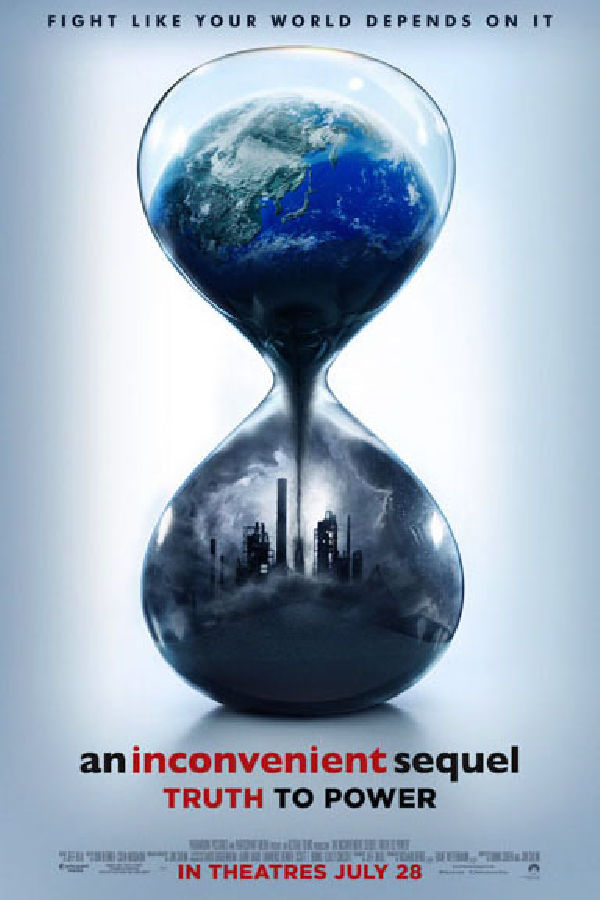 'An Inconvenient Sequel' movie poster