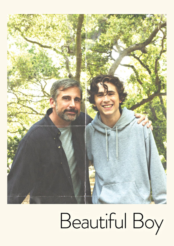 'Beautiful Boy' movie poster