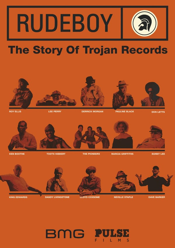 'Rudeboy: The Story of Trojan Records' movie poster