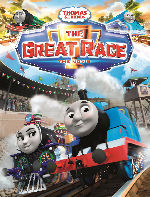 Thomas and Friends: The Great Race showtimes