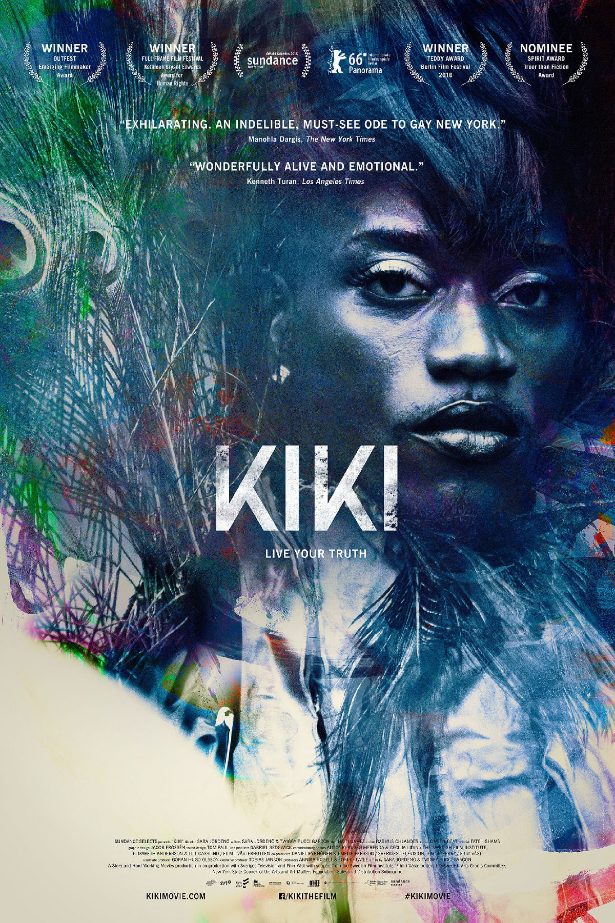 'Kiki' movie poster