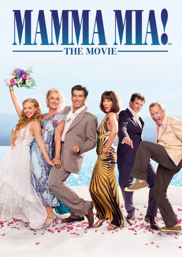 'Mamma Mia!' movie poster