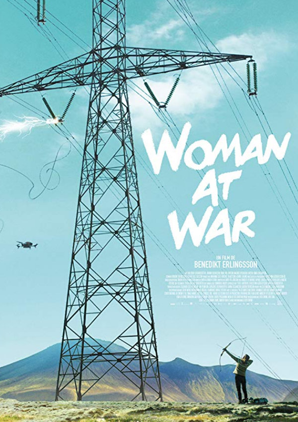 'Woman At War' movie poster