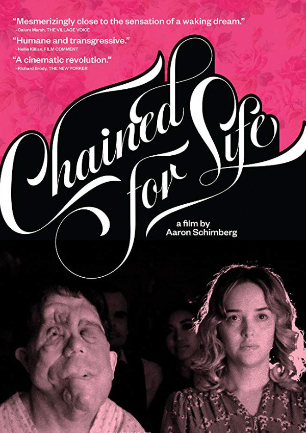 'Chained For Life' movie poster