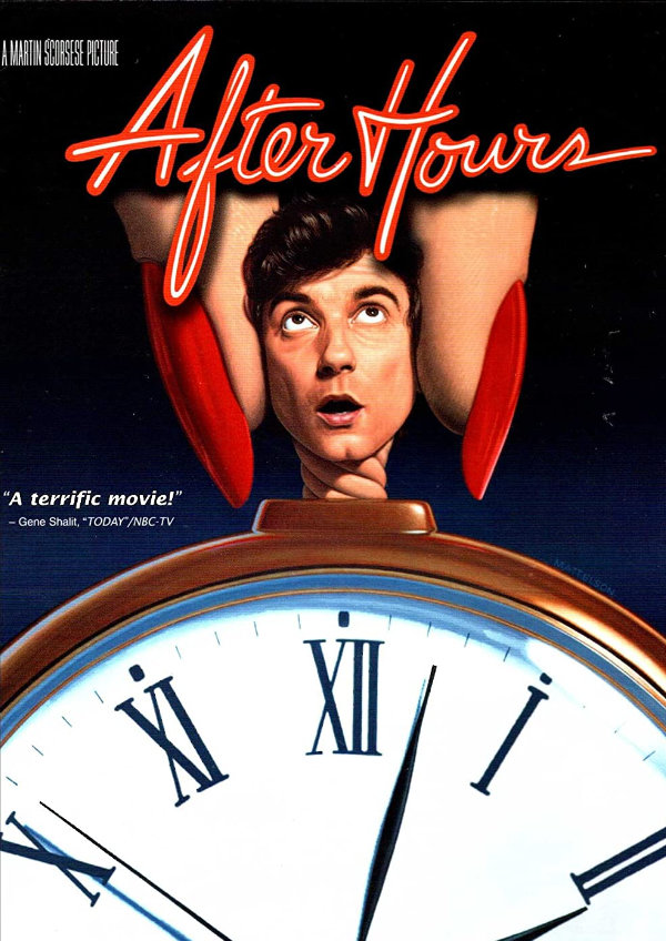 'After Hours' movie poster