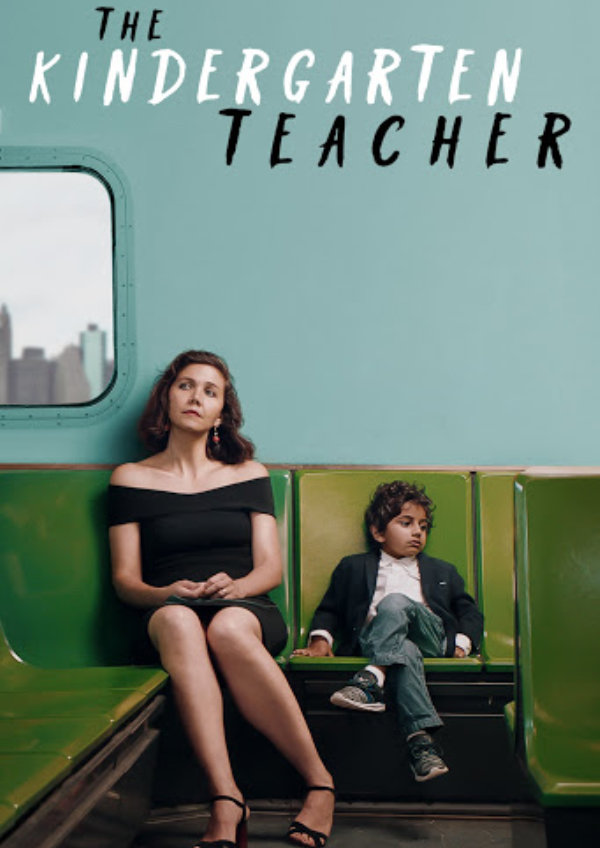 'The Kindergarten Teacher' movie poster