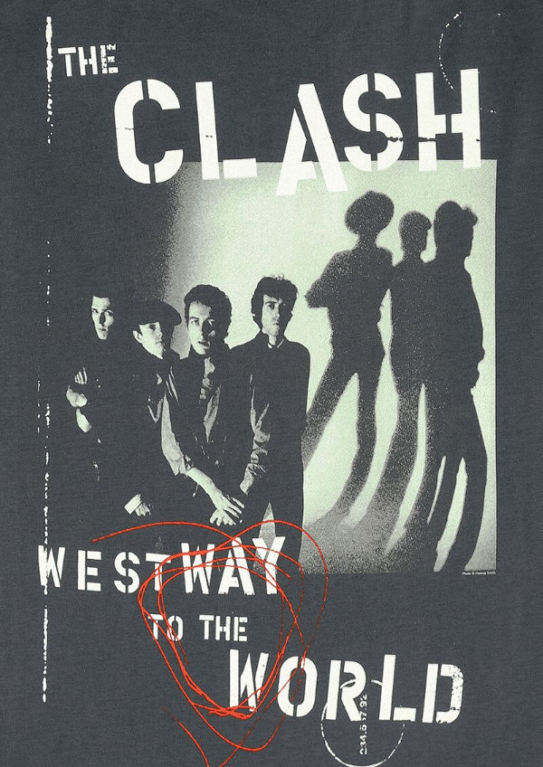 'The Clash: Westway To The World' movie poster