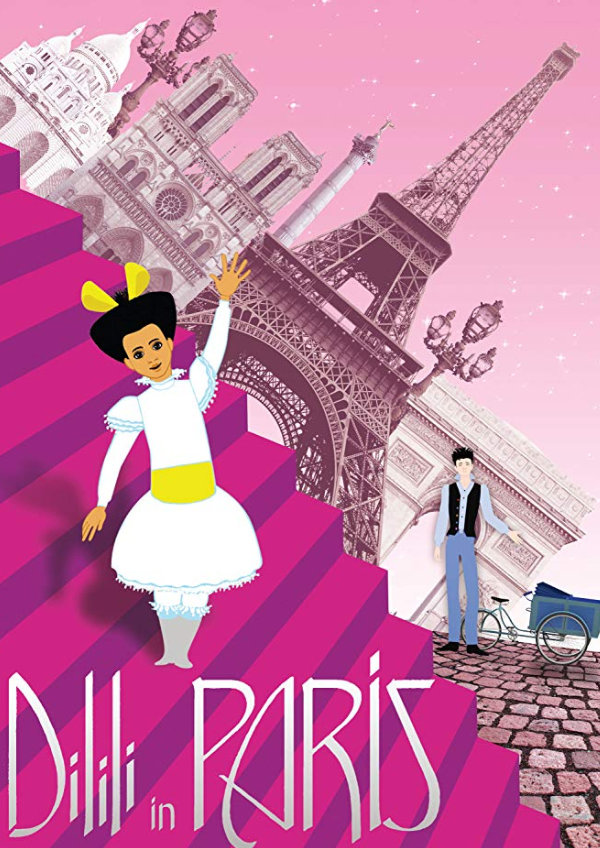 'Dilili In Paris' movie poster