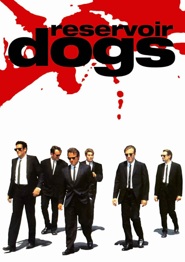 'Reservoir Dogs' movie poster