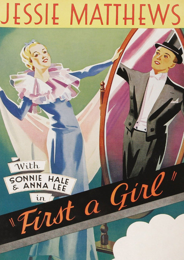 'First A Girl' movie poster