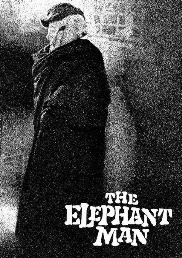 'The Elephant Man' movie poster