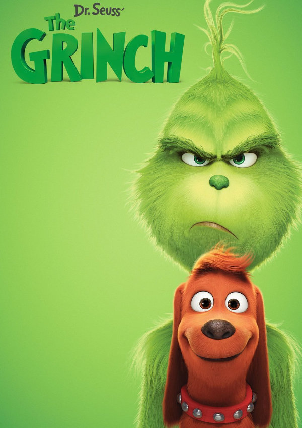 'The Grinch' movie poster