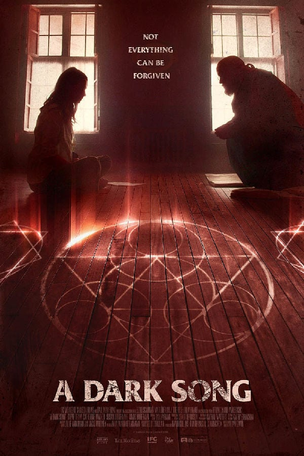 'A Dark Song' movie poster