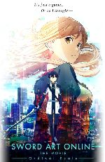 Sword Art Online The Movie: Ordinal Scale showtimes