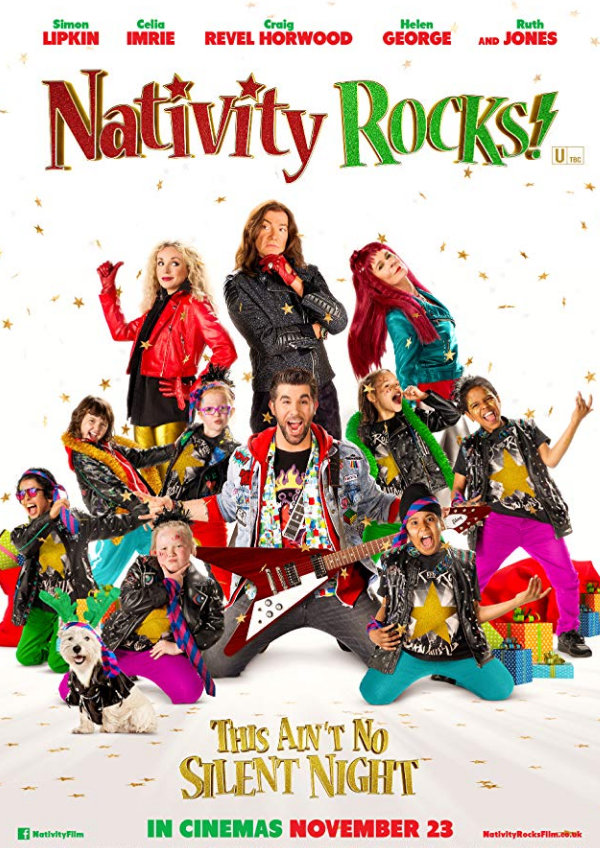 'Nativity Rocks!' movie poster