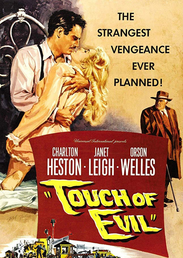 'Touch of Evil' movie poster