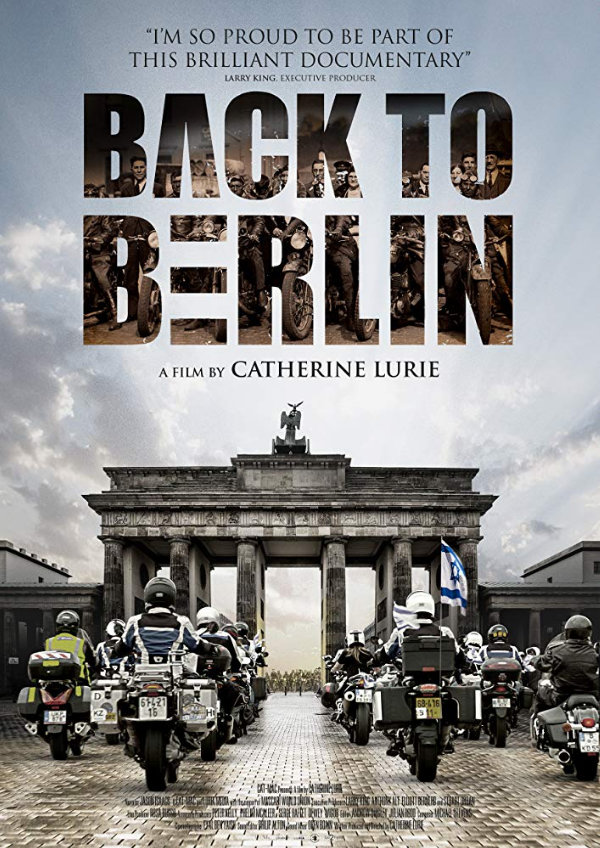 'Back To Berlin' movie poster