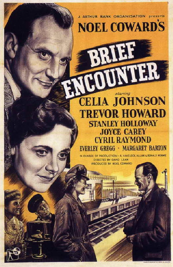 'Brief Encounter' movie poster
