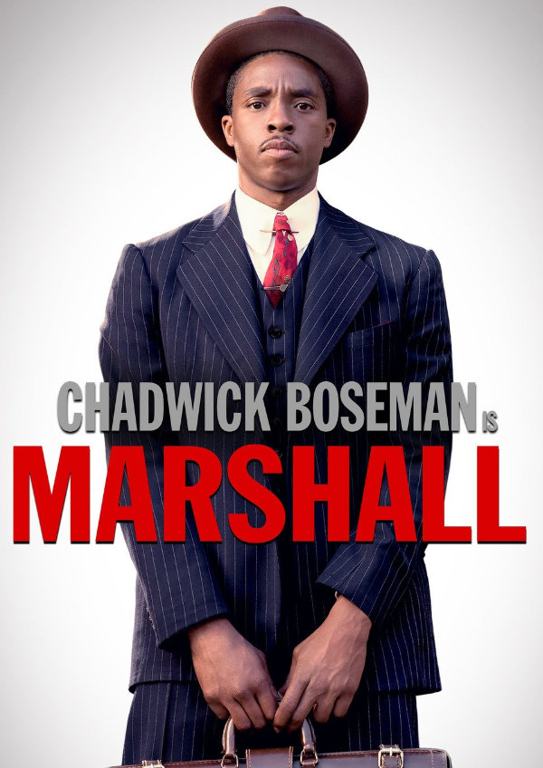 'Marshall' movie poster