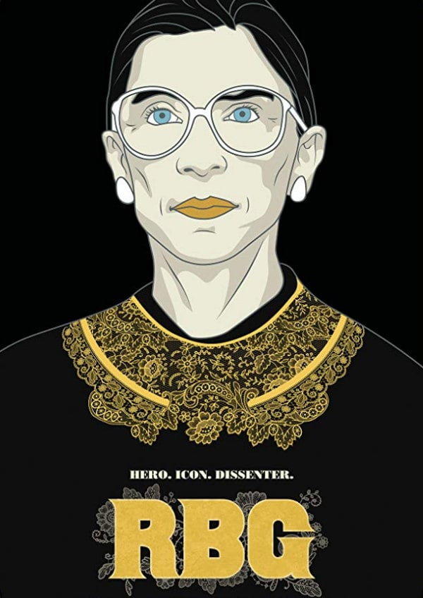 'RBG' movie poster