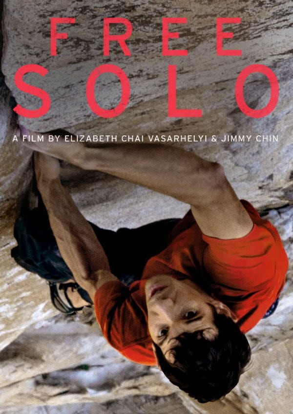 'Free Solo' movie poster