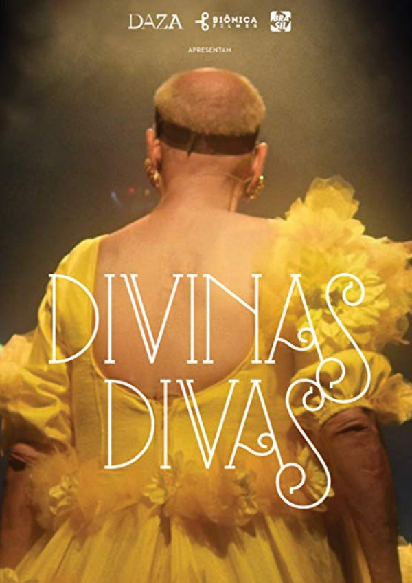 'Divine Divas' movie poster