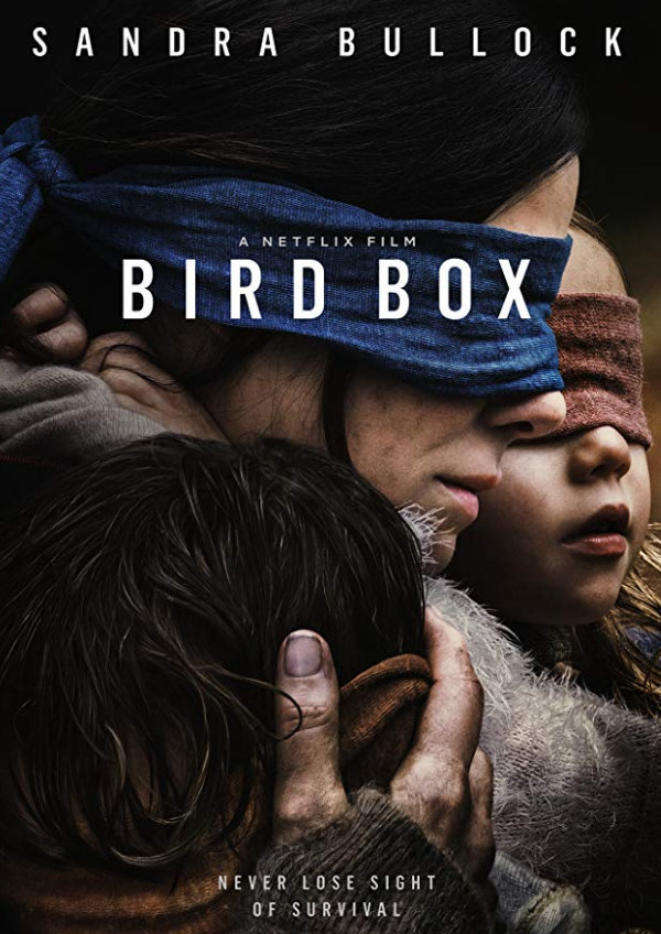 'Bird Box' movie poster