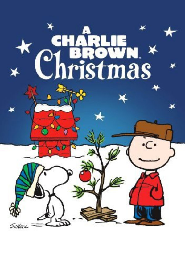 'A Charlie Brown Christmas' movie poster