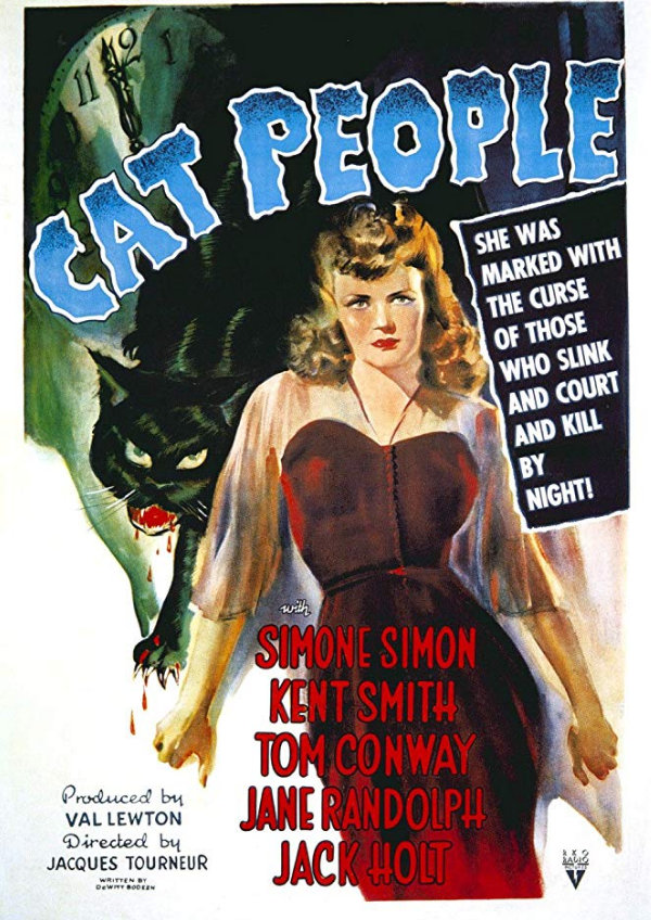'Cat People' movie poster