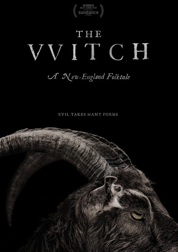 'The Witch' movie poster