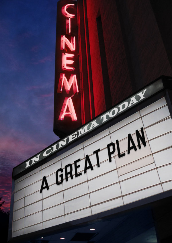 'A Great Plan' movie poster