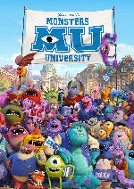 Monsters University showtimes