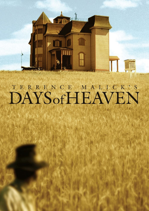 'Days of Heaven' movie poster