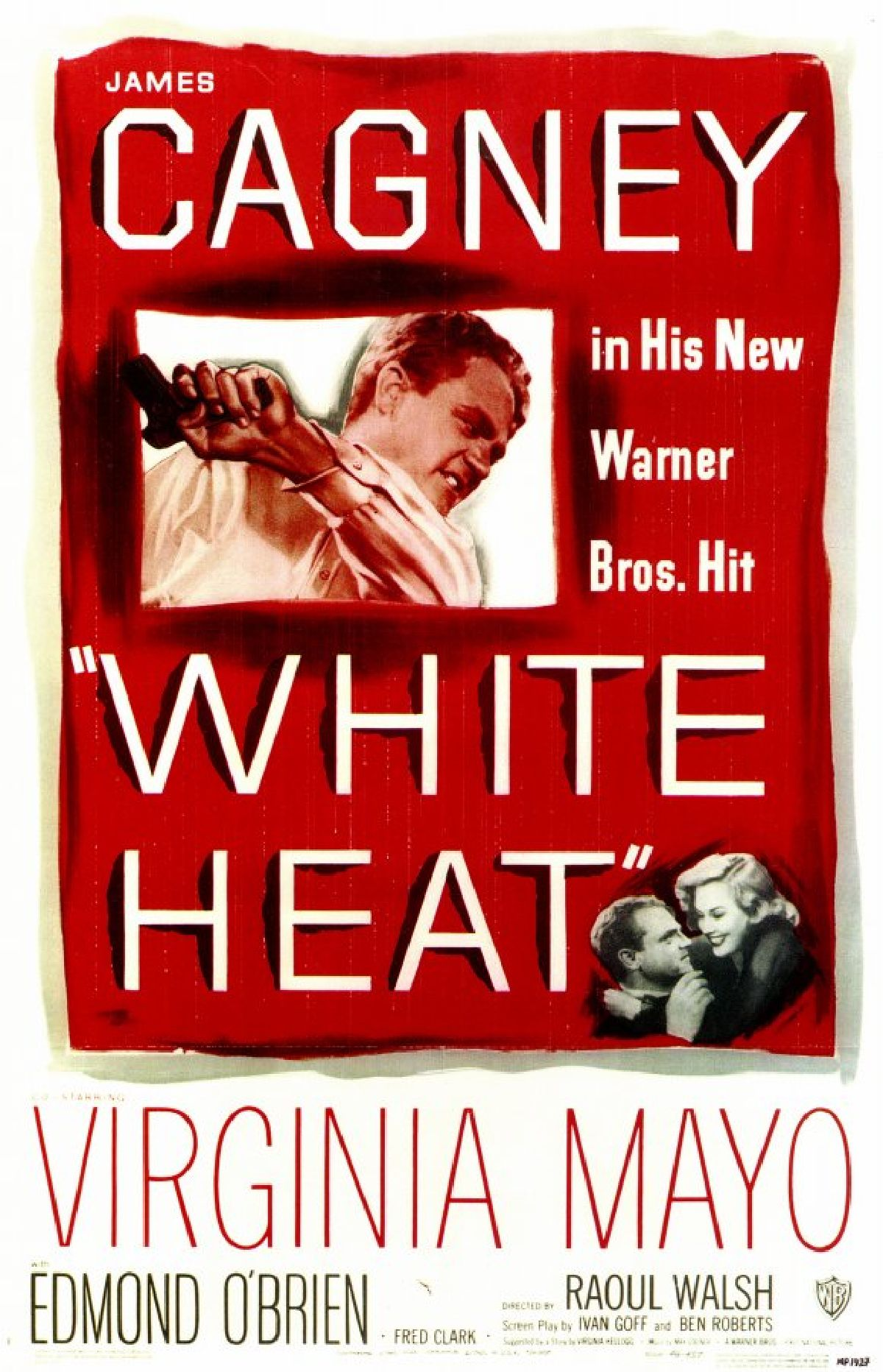 'White Heat' movie poster