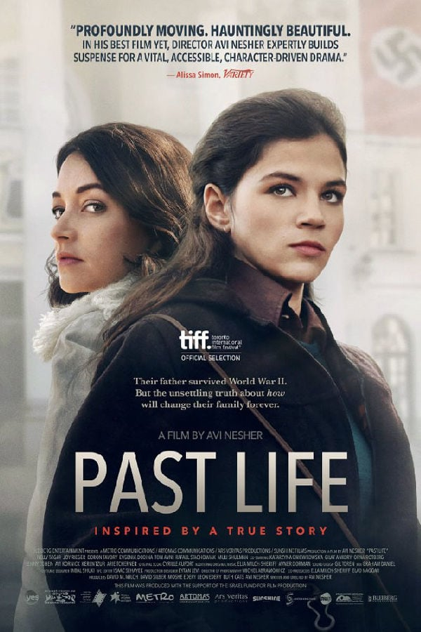 'Past Life' movie poster