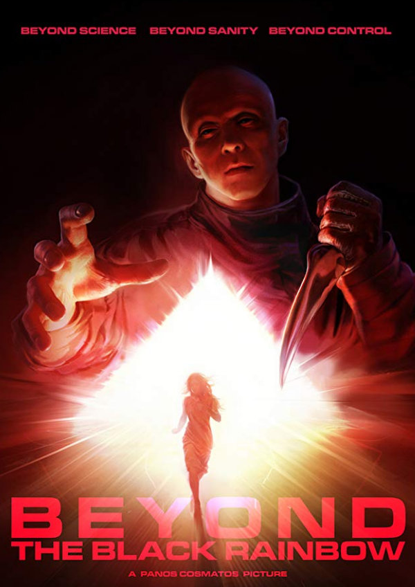 'Beyond The Black Rainbow' movie poster