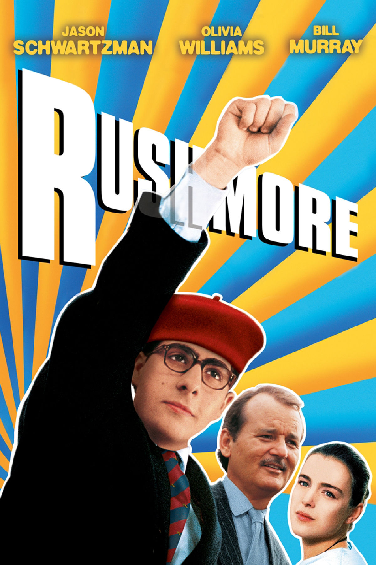 'Rushmore' movie poster
