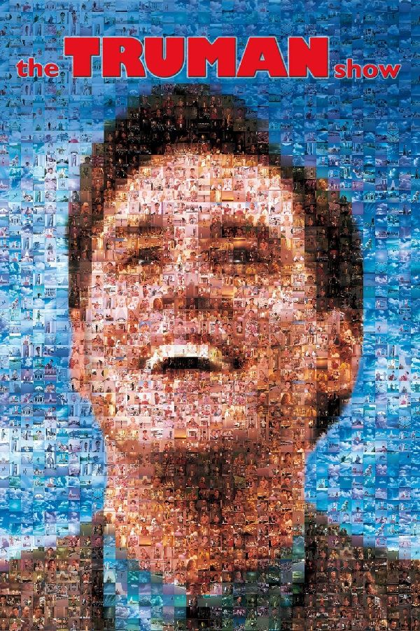 'The Truman Show' movie poster