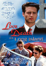 Love and Death on Long Island showtimes