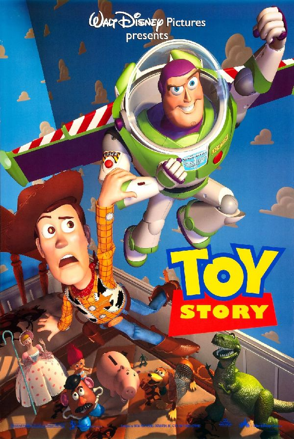 'Toy Story' movie poster
