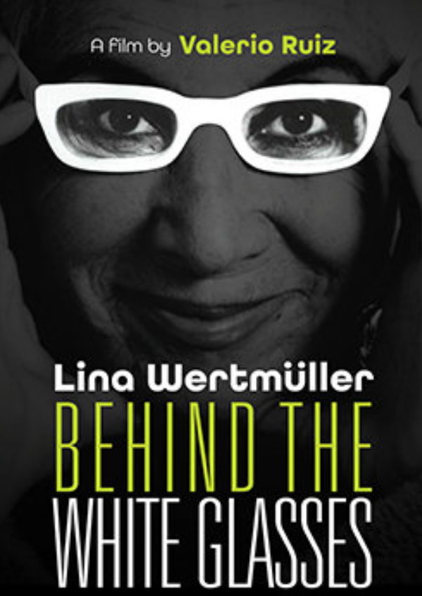 'Behind The White Glasses' movie poster